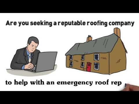 Emergency Roof Repair Mooresville NC - 704-789-3090