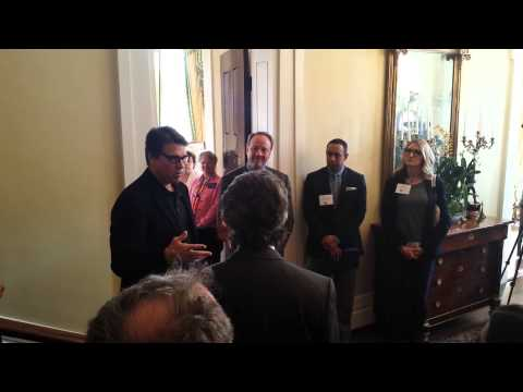 Entertainment Software Association coffee meeting with Governor Rick Perry. 3/10/14, part one