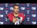 Titans QB Marcus Mariota Wednesday Press Conference TENvsCLE