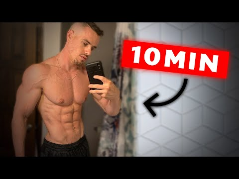ABS Circuit In 10 Minutes | Day 29