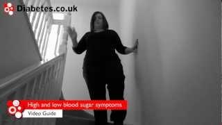 High And Low Blood Sugar Symptoms