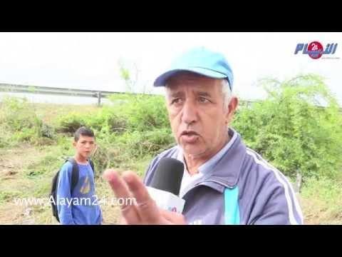 مواطن يكشف سبب الحادث المؤلم الذي وقع قرب المحمدية