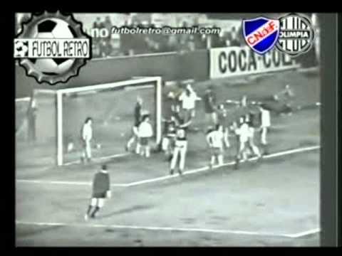 Nacional 1 vs Olimpia 1 Semifinal Libertadores 1980 - Fox Sports