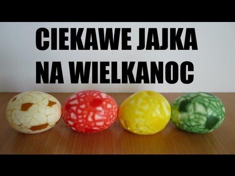 Jak zrobić ciekawe jajka na Wielkanoc? Eksperymenty w domu (special)
