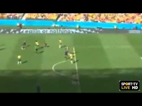Netherlands vs Australia 3-2 Highlights World Cup 2014