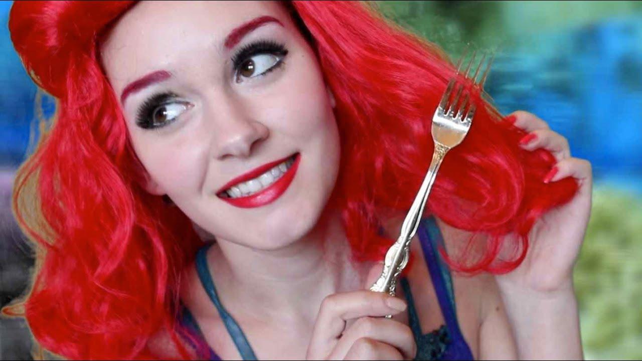 Ariel makeup tutorial