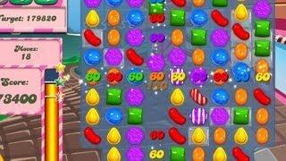 La dulce adicción al juego Candy Crush