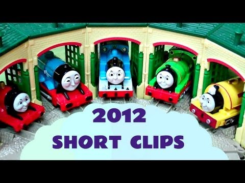 Thomas The Tank Engine Thomas and Friends Review 2012