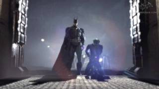 Batman: Arkham Asylum Walkthrough Prologue Welcome