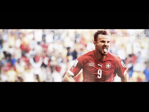 Haris Seferovic / Real Sociedad 2010-2014 / Skills Dribbling Goals / Full ᴴᴰ 1080p