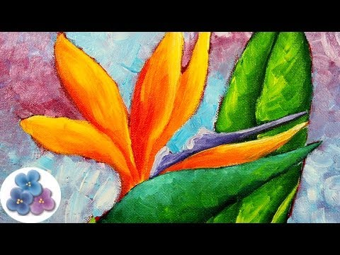 Como Pintar Flores Pintura al Oleo DIY *Flowers Oil Painting* Cuadros Modernos Oleos Pintura Facil
