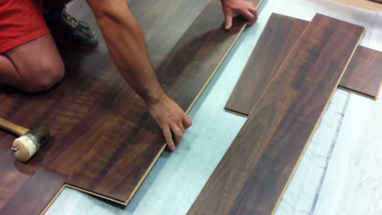 How To Install Swiftlock Flooring Ehowcom 2015 Home