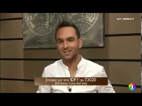 Emission de television ID ASTRO avec Thomas D'Ana sur IDF1 le 03 Juillet 2013