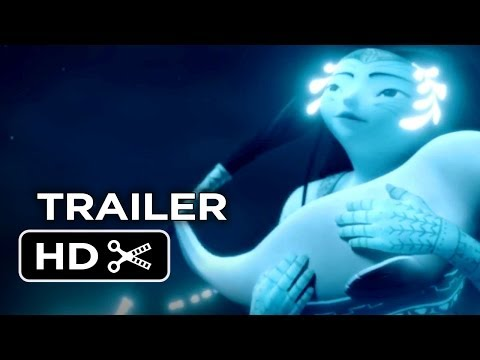 Legend of Sarila VOD Release Trailer (2014) - Christopher Plummer Children's Animation Movie HD