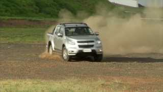 Teste Chevrolet S10 2014 TERRA Parte 1