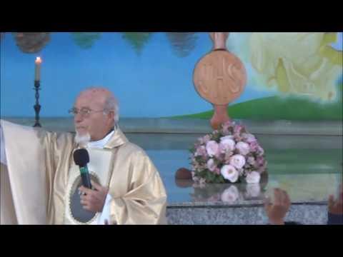 Homilia Padre José Sometti 17.07.2016