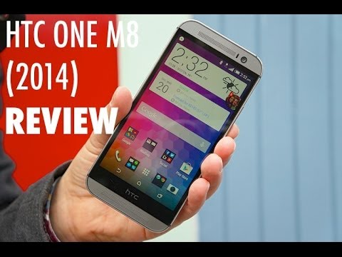 HTC One M8 Review - All you need to know