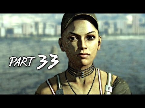 Dying Light Walkthrough Gameplay Part 33 - Legless Spider - Campaign Mission 17 (PS4 Xbox One)