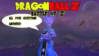 Dragon Ball Z: Battle Of Z Charging Ki, Official US
