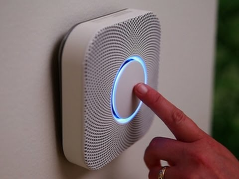 CNET News - Can a Nest smoke detector be as exciting as the iPod?