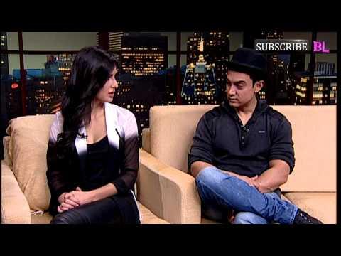 Aamir Khan pulls Katrina's Leg - Zee ETC