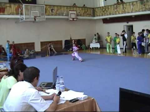 Одно из выступлений чанцюань -1 (Кубок Азовского моря)