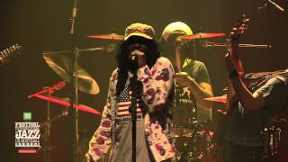 Alpha Blondy & The Solar System - 2013 concert