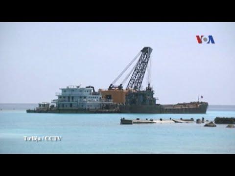 Trung Quốc đưa vũ khí ra các đảo nhân tạo, Việt Nam phải làm gì?