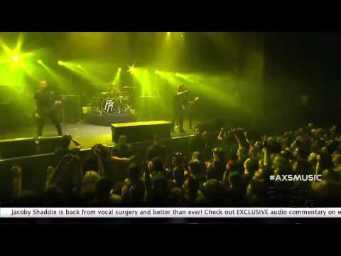 Papa Roach - Blood Brothers live @ Nokia Theater (2/16)