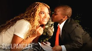Beyoncé Talks With Kid President About What The World Needs More Of