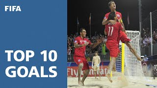 Top 10 Goals: FIFA Beach Soccer World Cup Tahiti 2013