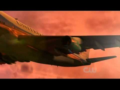 SMALLVILLE CLARK KENT becomes SUPERMAN