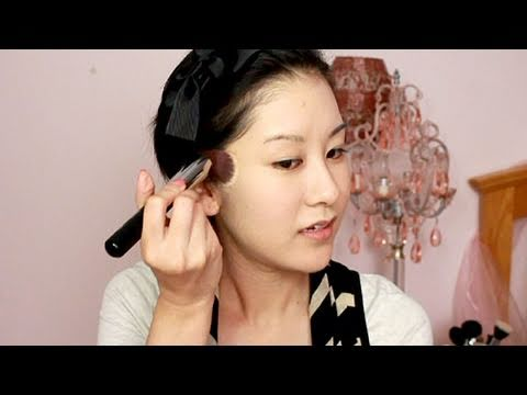 How to Apply Foundation -08cpVB5ChiY