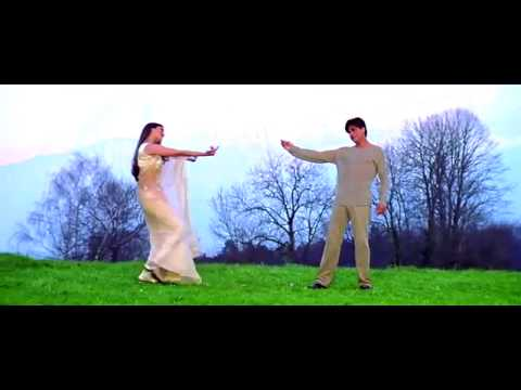 Humko Humise Chura Lo  HD  Mohabbatein Song