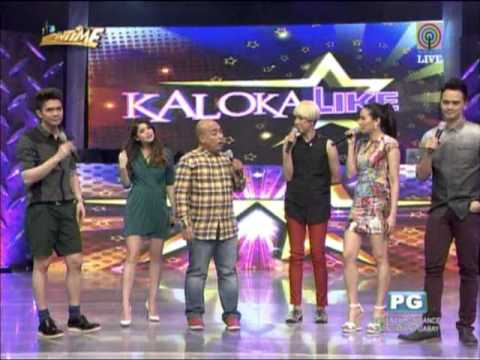'Dabarkads Wally' does sample on 'Showtime'