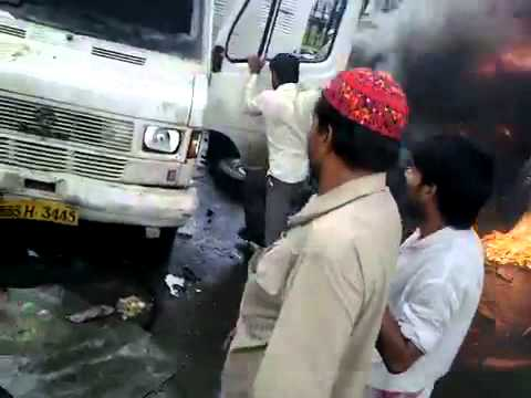 Azad Maidan Mumbai Muslim Riots 2012 - What Media will Never Show