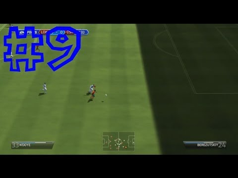 FIFA 14 Career Mode Lokomotiv - Episode 009 - Vs CSKA Moscow (Russian League)