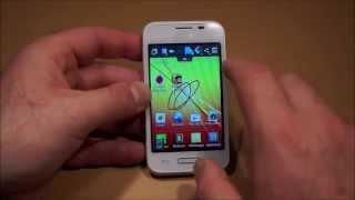 LG L40 Videoreview