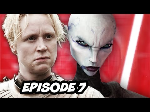 Star Wars Episode 7 Sith Jedi Breakdown
