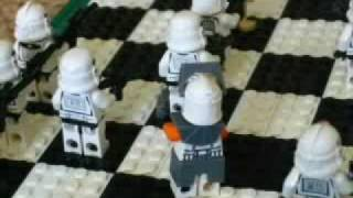Lego Clone Wars: Chess Battle