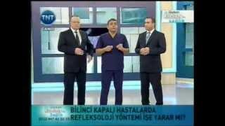 Refleksoloji Ankara | Doktorum Programı | Dr. Gürkan Kubilay | P