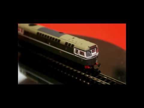 Mark On Track EP7 Dapol Class 27 Diesel