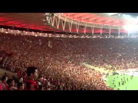 Isso aqui não é Vasco isso aqui é Flamengo