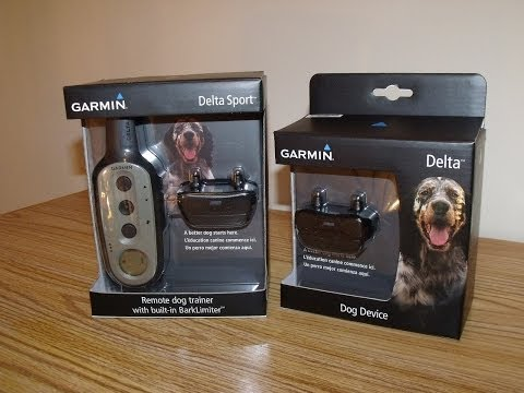 Thumbnail image for 'Illinois Outdoors TV reviews Garmin Delta Sport Dog Training Collars'