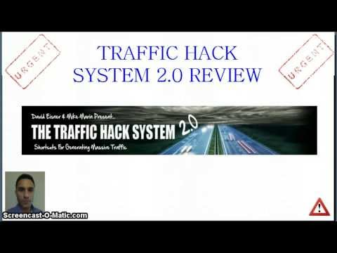 The Traffic Hack System 2.0 Review - Is The Traffic Hack System 2.0 Worth Buying?