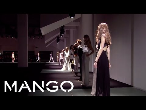 MANGO Spring/Summer 2013 Fashion Show at 080