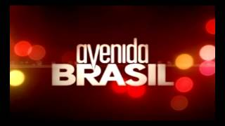 "Canción De La Novela.""Music From The Novel"" AVENUE BRAZIL"