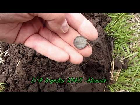 Finds one day. Coins, rings, fasteners..... Находки одного дня 03.05.2014
