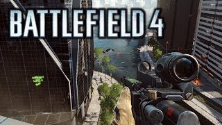 Battlefield 4: Zwiadowca w Shanghaju