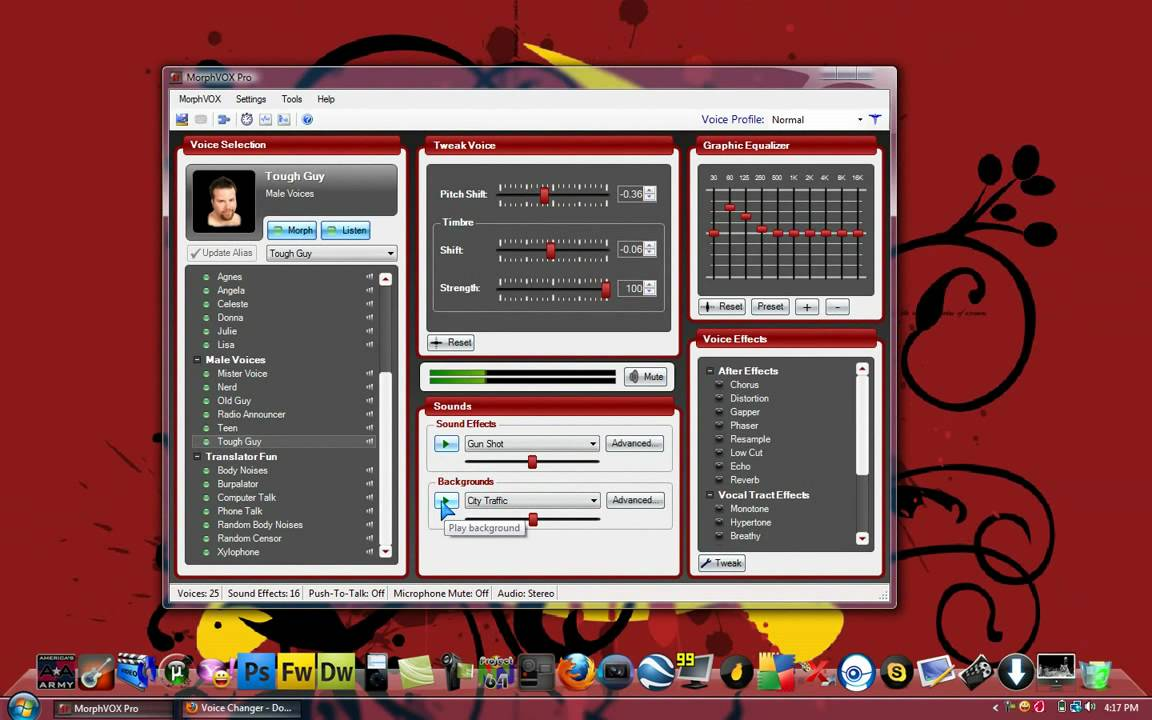 Download Patch Morphvox Pro 4 2 10 Mediafire